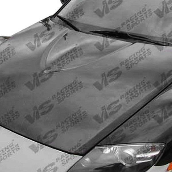 VIS Racing - Carbon Fiber Hood OEM Style for Mazda RX8 2DR 2004-2012