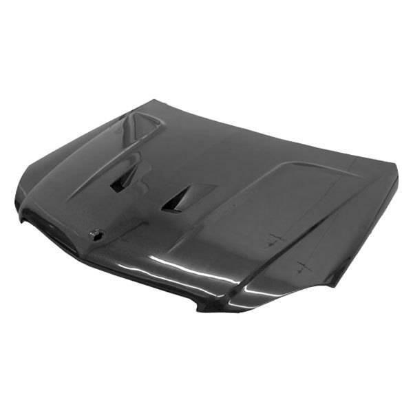 VIS Racing - Carbon Fiber Hood DTM Style for Mercedes C-Class C63 4DR 12-14