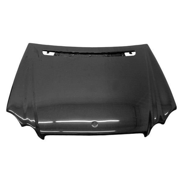 VIS Racing - Carbon Fiber Hood OEM Style for Mercedes CLK 2DR 03-09