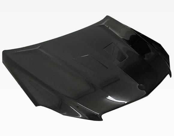 VIS Racing - Carbon Fiber Hood DTM Style for Mercedes E-Class 2DR 10-16