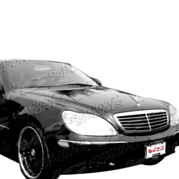 VIS Racing - Carbon Fiber Hood OEM Style for Mercedes S-Class 4DR 00-02