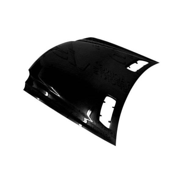 VIS Racing - Carbon Fiber Hood OEM Style for Mercedes SL 2DR 03-08