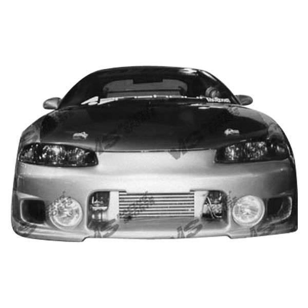 VIS Racing - Carbon Fiber Hood OEM Style for Mitsubishi Eclipse 2DR 95-99