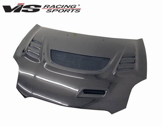 VIS Racing - Carbon Fiber Hood G Speed Style for Mitsubishi Eclipse 2DR 06-12