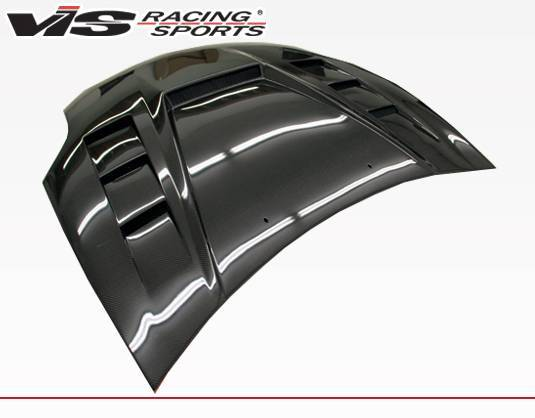 VIS Racing - Carbon Fiber Hood Monster GT Style for Mitsubishi Eclipse 2DR 06-12