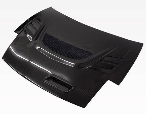 VIS Racing - Carbon Fiber Hood G Speed Style for Mitsubishi Eclipse 2DR 00-05