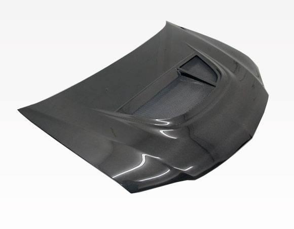 VIS Racing - Carbon Fiber Hood GT Style for Mitsubishi EVO 8 4DR 03-05