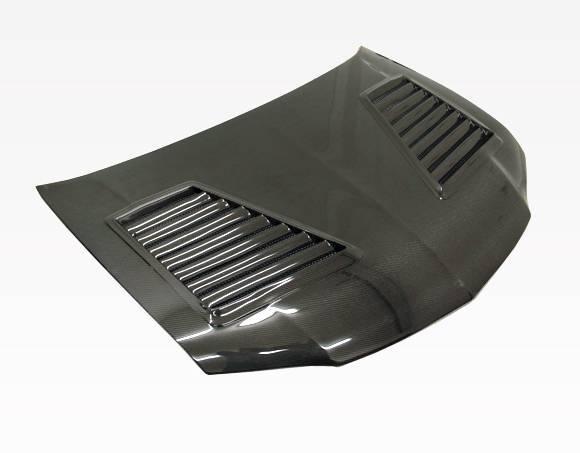 VIS Racing - Carbon Fiber Hood GTC Style for Mitsubishi EVO 8 4DR 03-05