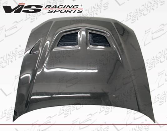VIS Racing - Carbon Fiber Hood EVO Style for Mitsubishi Galant 4DR 99-03