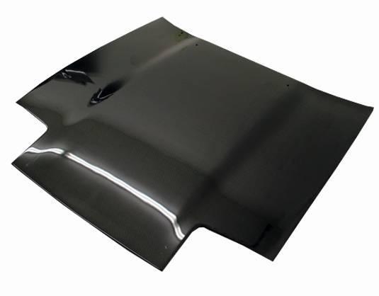 VIS Racing - Carbon Fiber Hood OEM Style for Nissan 300ZX 2DR 87-89