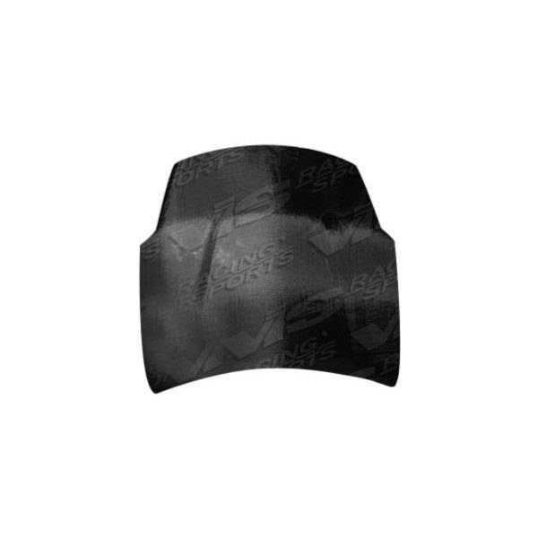 VIS Racing - Carbon Fiber Hood OEM Style for Nissan 350Z 2DR 07-08