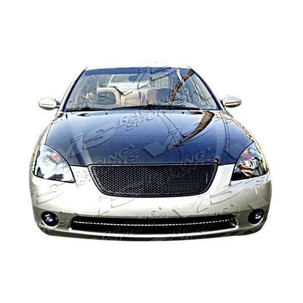 VIS Racing - Carbon Fiber Hood OEM Style for Nissan Altima 4DR 02-04