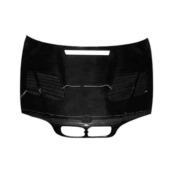 VIS Racing - Carbon Fiber Hood GTR Style for Nissan Maxima 4DR 95-99