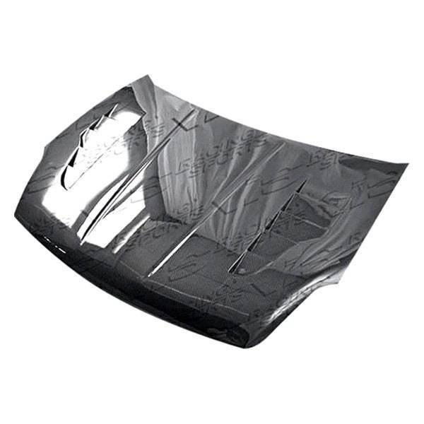 VIS Racing - Carbon Fiber Hood Terminator Style for Nissan Maxima 4DR 04-06