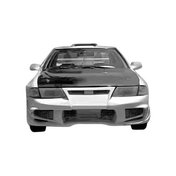 VIS Racing - Carbon Fiber Hood OEM Style for Nissan Sentra 4DR 95-99