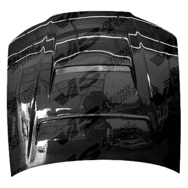 VIS Racing - Carbon Fiber Hood Tracer Style for Nissan SILVA S15 2DR 99-02