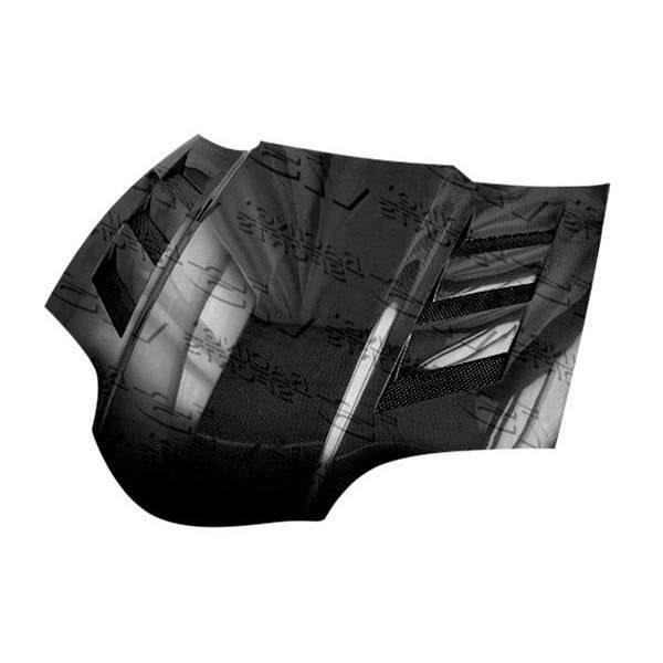 VIS Racing - Carbon Fiber Hood AMS Style for Pontiac Firebird 2DR 98-02