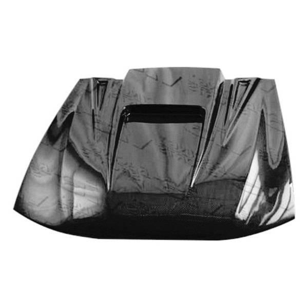 VIS Racing - Carbon Fiber Hood ZD Style for Pontiac G5 2DR & 4DR 07-09