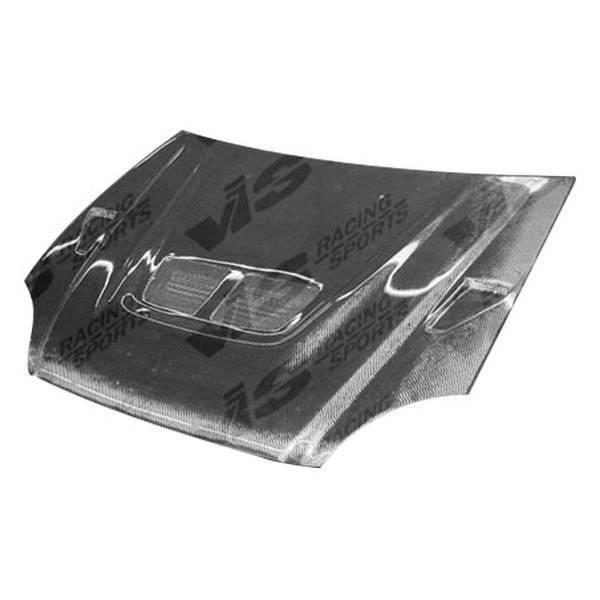 VIS Racing - Carbon Fiber Hood EVO Style for Pontiac SunFire 2DR & 4DR 03-05