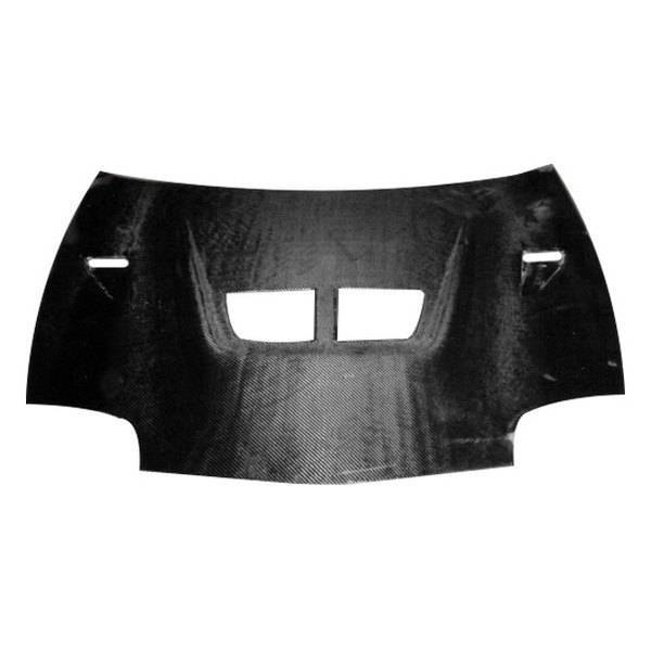 VIS Racing - Carbon Fiber Hood EVO Style for Pontiac SunFire 2DR & 4DR 95-02