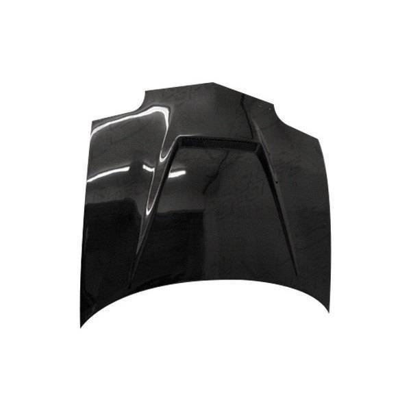 VIS Racing - Carbon Fiber Hood Invader Style for Pontiac SunFire 2DR & 4DR 95-02
