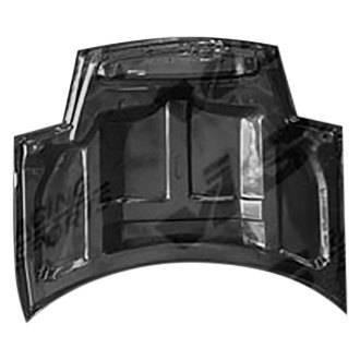 VIS Racing - Carbon Fiber Hood Cowl Induction Style for Pontiac Trans AM 2DR 93-97