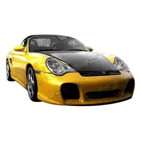 VIS Racing - Carbon Fiber Hood OEM Style for Porsche 996 2DR 99-04