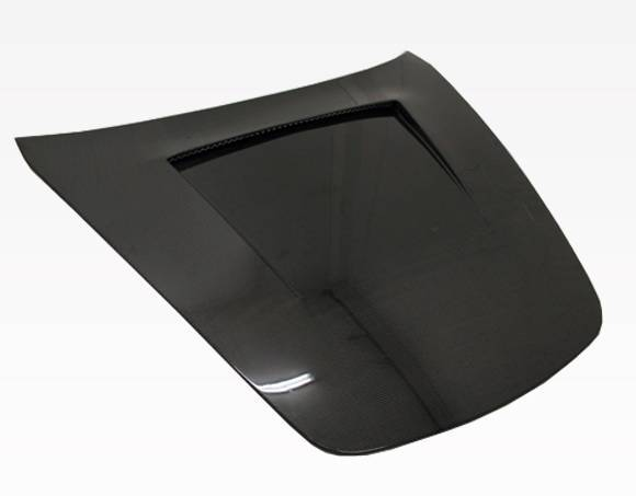 VIS Racing - Carbon Fiber Hood GTO Style for Porsche 997 2DR 05-11