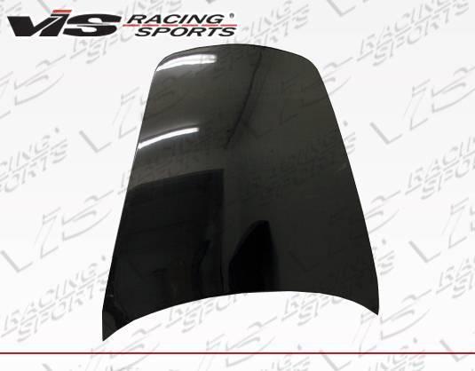 VIS Racing - Carbon Fiber Hood OEM Style for Porsche 997 2DR 05-11