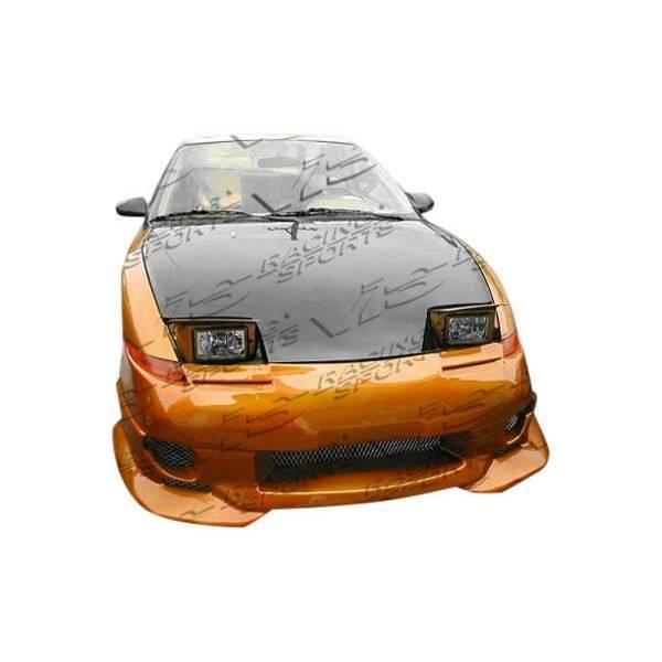 VIS Racing - Carbon Fiber Hood OEM Style for Saturn SC1/SC2 2DR 91-96