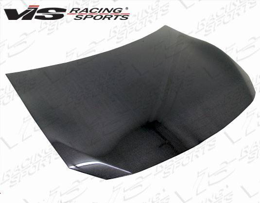 VIS Racing - Carbon Fiber Hood OEM Style for Scion FRS 2DR 2013-2020