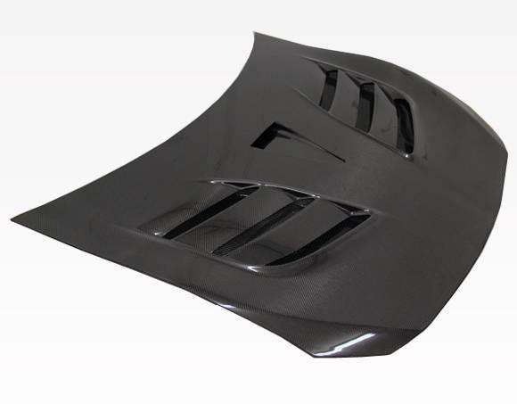 VIS Racing - Carbon Fiber Hood VRS Style for Scion FRS 2DR 2013-2020