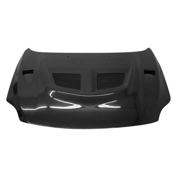 VIS Racing - Carbon Fiber Hood EVO Style for Scion TC 2DR 05-10