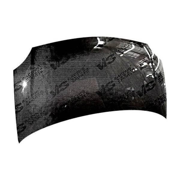 VIS Racing - Carbon Fiber Hood OEM Style for Scion XA 4DR 04-06