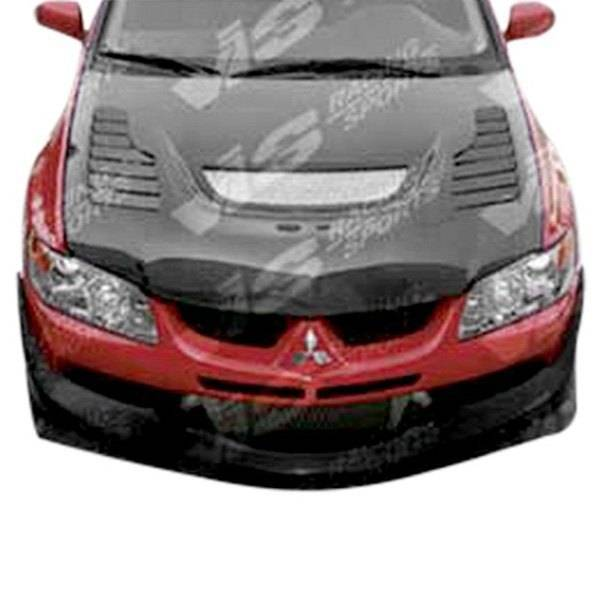 VIS Racing - Carbon Fiber Hood Tracer Style for Subaru Forester 4DR 01-02
