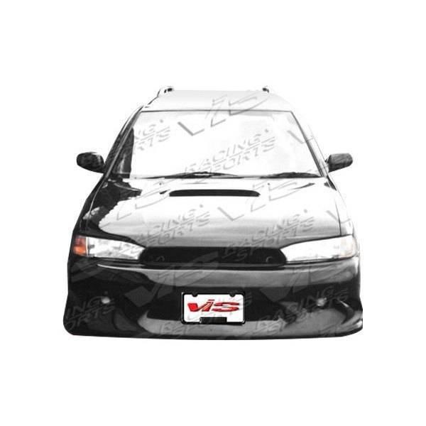 VIS Racing - Carbon Fiber Hood STI Style for Subaru Legacy  4DR 95-99
