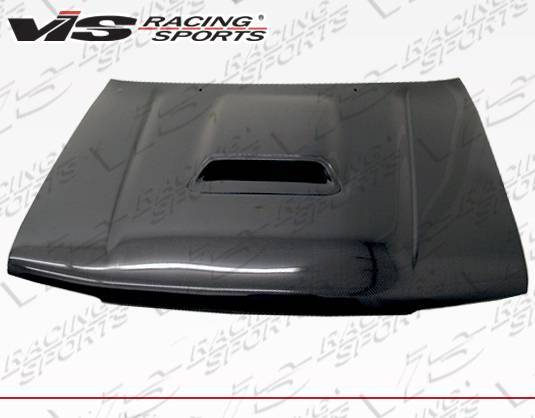 VIS Racing - Carbon Fiber Hood OEM/Scoop Style for Toyota 4 Runner 4DR 96-02