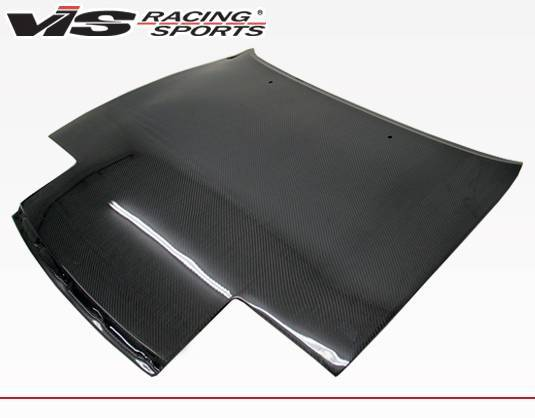 VIS Racing - Carbon Fiber Hood OEM Style for Toyota Celica 2DR 90-93