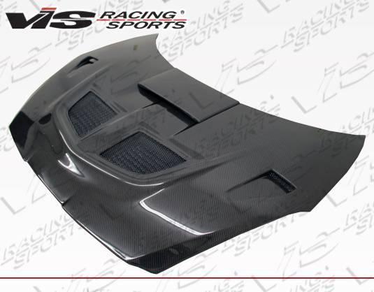 VIS Racing - Carbon Fiber Hood EVO Style for Toyota Celica 2DR 00-05