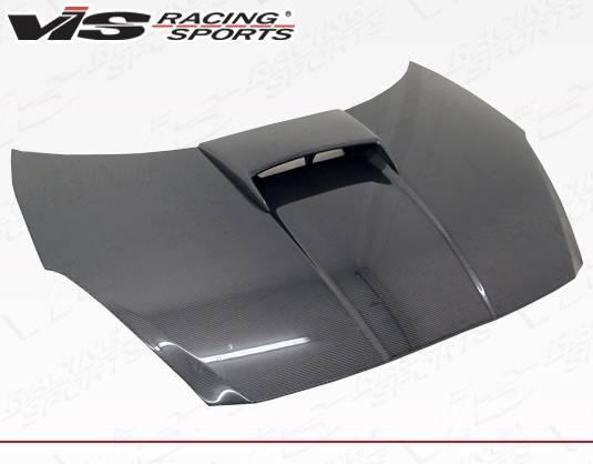 VIS Racing - Carbon Fiber Hood OEM Style for Toyota Celica 2DR 00-05