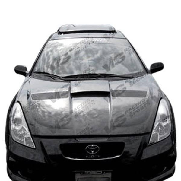 VIS Racing - Carbon Fiber Hood Xtreme GT Style for Toyota Celica 2DR 00-05