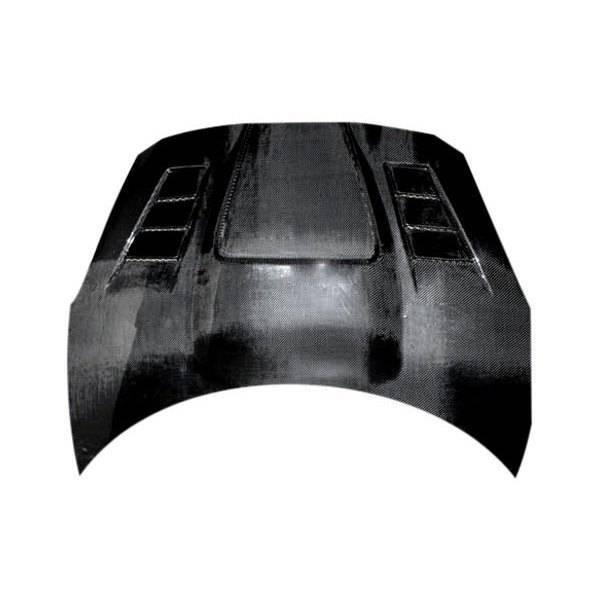 VIS Racing - Carbon Fiber Hood Zyclone Style for Toyota Celica 2DR & Hatchback 00-05