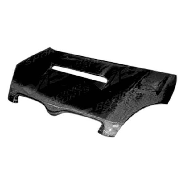 VIS Racing - Carbon Fiber Hood OEM Style for Toyota Echo 4DR 00-02