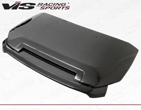 VIS Racing - Carbon Fiber Hood OEM Style for Toyota FJ 2DR 2006-2014
