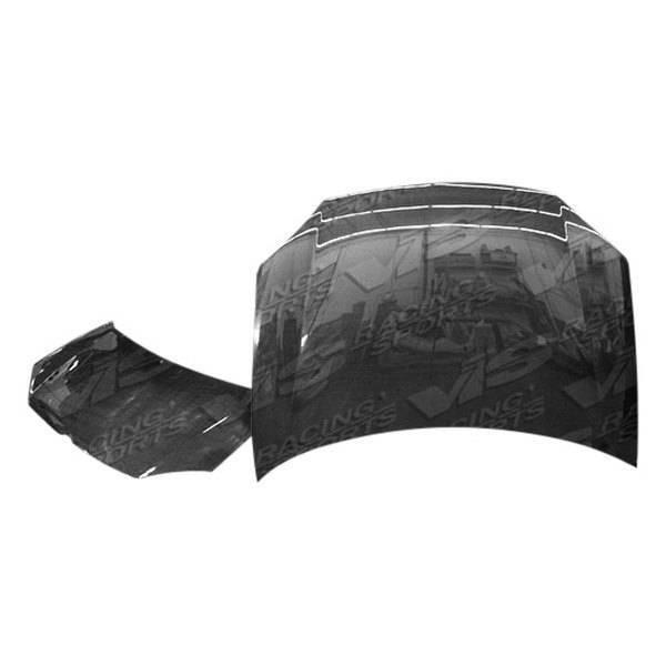 VIS Racing - Carbon Fiber Hood OEM Style for Toyota Matrix 4DR 02-04