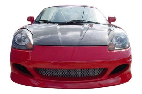 VIS Racing - Carbon Fiber Hood OEM Style for Toyota MRS 2DR 00-05
