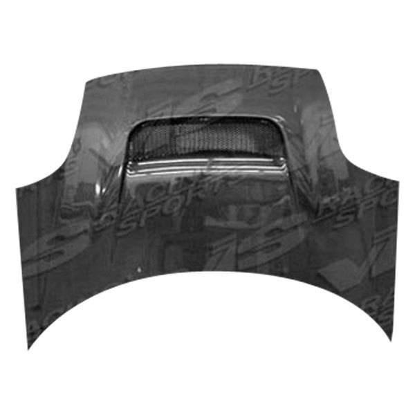 VIS Racing - Carbon Fiber Hood V Line Style for Toyota MRS 2DR 00-05