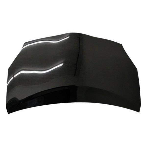 VIS Racing - Carbon Fiber Hood OEM Style for Toyota Prius 2DR 2010-2014