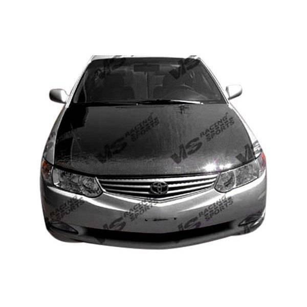 VIS Racing - Carbon Fiber Hood OEM Style for Toyota Solara 4DR 99-03