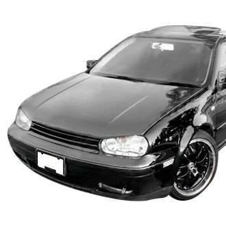 VIS Racing - Carbon Fiber Hood Boser Style for Volkswagen Golf 4 2DR & 4DR 99-05